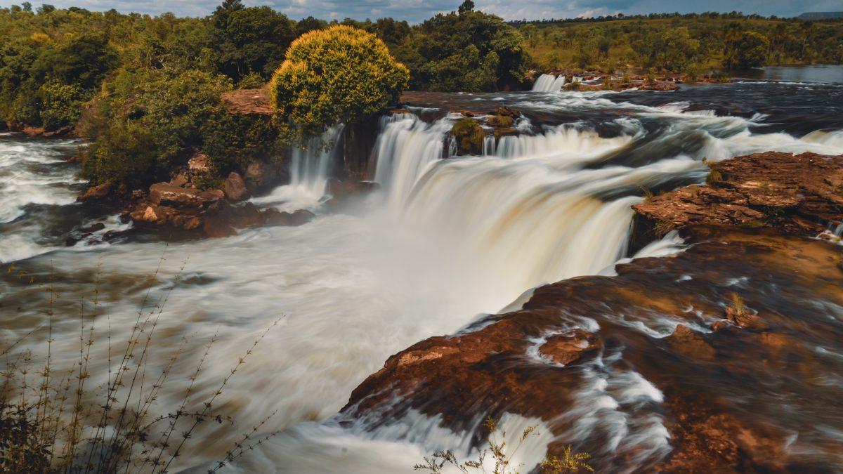 Cachoeira da Velha do Jalapão